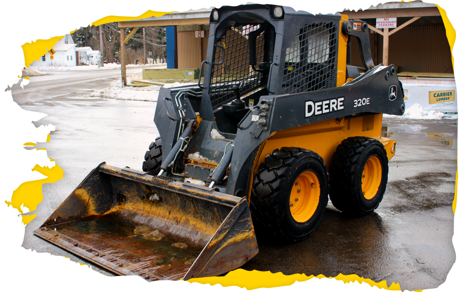 Rental Equipment for Your Next Project